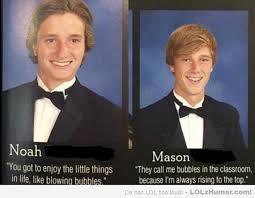 Funny High School Memes - some high school kids enjoy blowing bubbles lolz humor