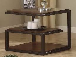 Glass Side Tables For Living Room by Incredible Interesting Side Tables For Living Room Glass Side