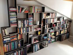 furniture contemporary office furniture bookcase design ideas