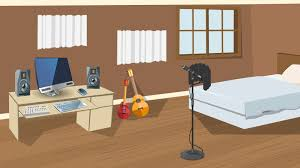 Convert Living Room To Bedroom How To Set Up A Home Recording Studio In A Bedroom B U0026h Explora