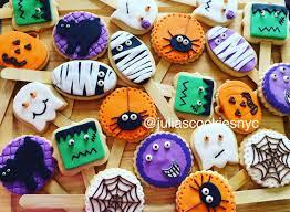 halloween cookies monsters halloween cute