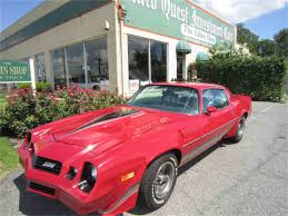 1979 to 1981 chevrolet camaro z28 for sale on classiccars com 26
