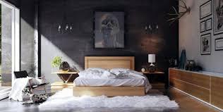 Chambre Mur Et Noir Chambre A Coucher Mur Noir Chaios Com