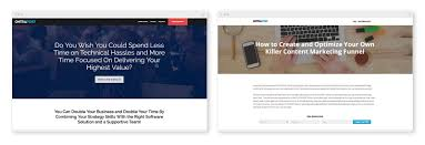 the ultimate blueprint to landing page optimization ontraport