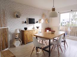 cuisine et salle à manger cuisine salle à manger indus scandinave