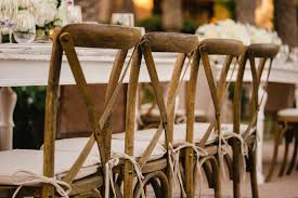 wooden chair rentals cross back wood chairs party and wedding rentals for denton and