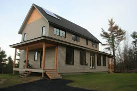 building a home in vermont kallock residence yandow green builders vermont green building