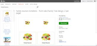 free autumn templates or printables for microsoft office