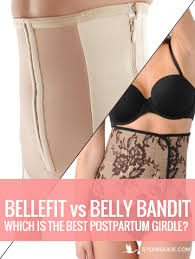 belly bandit bellefit vs belly bandit which is the best postpartum girdle