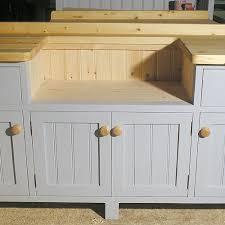 Kitchen Furniture By Black Barn Crafts Kings Lynn Norfolk - Kitchen with belfast sink