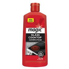 amazon com magic glass cooktop cleaner u0026 polish 16 oz bottle 2