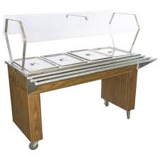 steam table with sneeze guard cafeteria steam table w tray rail sneeze guard air designs