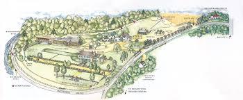 estate map estate map gari melchers home and studio at belmont