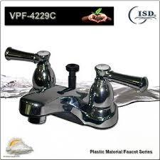 Camper Faucet Taiwan Plastic Faucet Basin Lavatory Faucet Bathroom Accessories