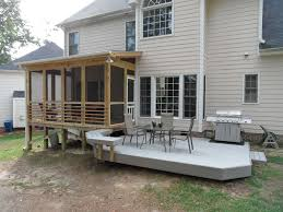 screen porch building plans screened in porch plans to build or modify stylish deck within 5