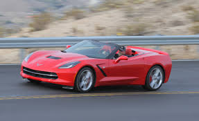 corvette stingray 2014 2014 chevrolet corvette convertible first drive u2013 review u2013 car and