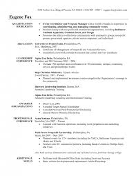 Sample Resume For Government Jobs by Government Jobs Resume