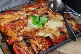 comment cuisiner aubergine aubergine recette au four gratin sa sauce tomate au parmesan
