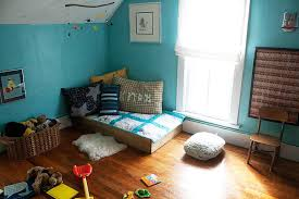 Montessori Floor Bed How To Put Together A Montessori Baby Room Decor10 Blog