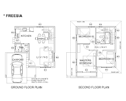 freesia house model solanaland development inc
