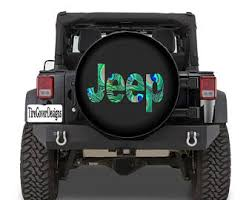 spare tire cover for jeep wrangler jeep tire cover etsy