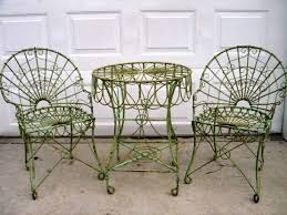 Wire Patio Chairs Patio Lovely Patio Furniture Patio Table In Wrought Iron Patio