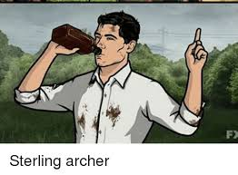 Sterling Archer Meme - archer and archer meme on sizzle