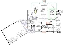 bungalow garage plans angled ranch style house plans house bungalow