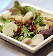 salade de topinambours vinaigrette à la noisette les meilleures