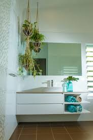 bathroom attractive awesome tropical powder room with pedestal