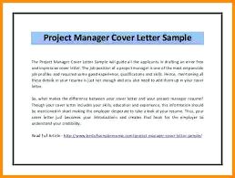 Sle Resume Cover Letter Project Manager office manager resume cover letter sle granitestateartsmarket
