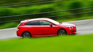 2017 subaru impreza hatchback red 2017 subaru impreza review caradvice