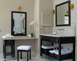 contemporary taupe paint color bathroom design ideas pictures
