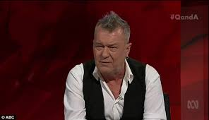 Ariel Barnes Jimmy Barnes Reveals U002740 Year U0027 Alcohol Addiction In Q U0026a Daily