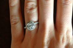 used engagement rings for sale you seen the ring 1 68tcw princess cut ring used