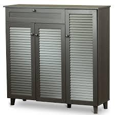 wholesale interiors baton studio pocillo pair shoe storage cabinet