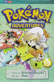 pokémon adventures red u0026 blue box set set includes vol 1 7