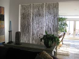best string curtains room dividers khaki door window room divider
