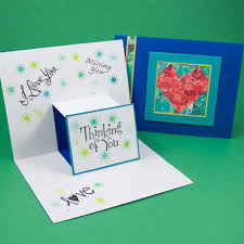 card idea step pop up card tutorial greeting card class