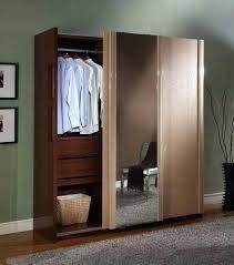 Wooden Storage Closet With Doors Storage Closets With Doors Reach In Closet With Sliding Doors