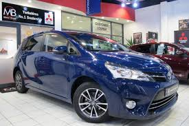 toyota verso used 2014 toyota verso 1 8 v matic icon 5dr m drive s for sale in