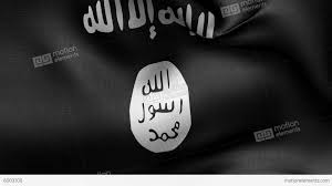 Jihad Flag For Sale Flag Of The Islamic State Hd Stock Animation 6003700