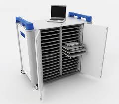 laptop charging station 32h mobile laptop charging station