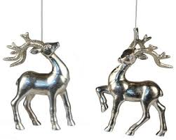 leaping deer ornament paul michael company