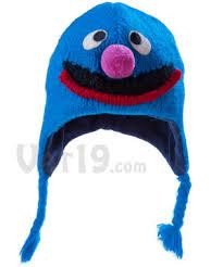 sesame street knit wits hats mittens sesame
