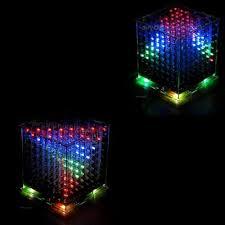Light Show 3d Cube Light Show Dude Gadgets
