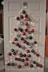 modern christmas tree decorating ideas 2016 gold mesh red berries