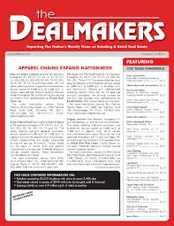 dealmakers magazine november 14 2014 by the dealmakers magazine
