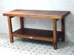Teak Folding Shower Bench Dhara Teak Folding Shower Stool Wooden Bathtub Bench Wood Bathtub