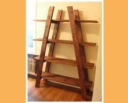 Wooden Ladder Bookshelf Plans by Best 25 Book Shelf Diy Ideas On Pinterest Diy Shoe Storage Diy